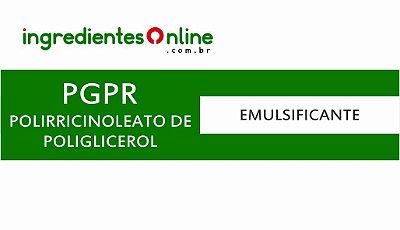 POLIRRICINOLEATO DE POLIGLICEROL (PGPR) -Líquido