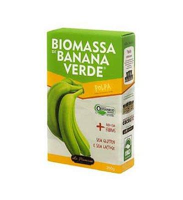 Biomassa de Banana Polpa - La Pionezza - 250grs