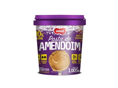 PASTA DE AMENDOIM(SELECT)- 1,005 KG