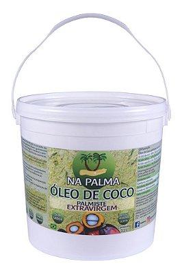 OLEO DE COCO NA PALMA (BALDE 3,2 L) - SEM SABOR