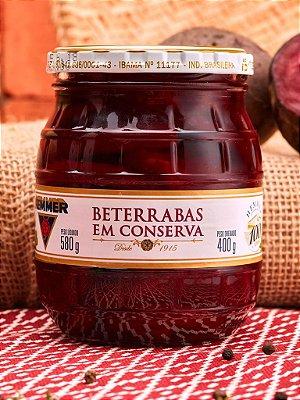 BETERRABA CONSERVA-400G-DRENADO HEMMER