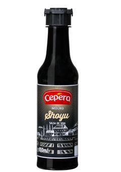 MOLHO SHOYU -150ML-CEPÊRA