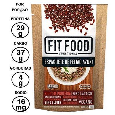 Espaguete de Feijão AZUKI (200G) – FIT FOOD