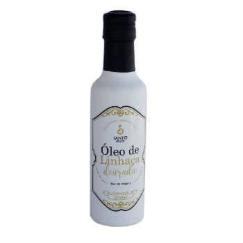 ÓLEO DE LINHAÇA - 200 ml - Santo Óleo