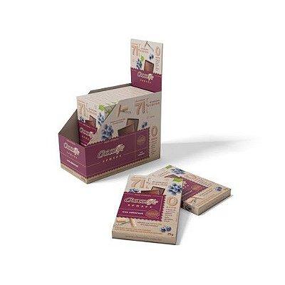 Chocolife Senses Uva Cabernet - unidade de 25g - Chocolife