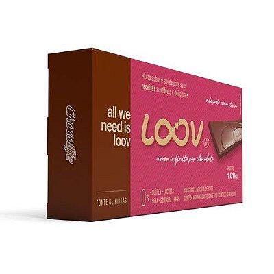 Chocolate Loov Ao Leite 1,01kg