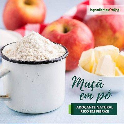AÇUCAR DE MAÇA (ADOÇANTE NATURAL) - RICO EM FIBRAS