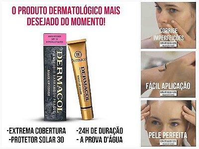 Dermacol Base/Corretivo Make up Cover - 30g