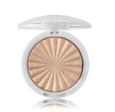 Miss Rose 3D Shimmer Pó Iluminador Base De Highlighter Palette Rosto