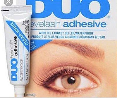 DUO Eyelash Adhesive ClearWhite - Cola para Cílios 7g