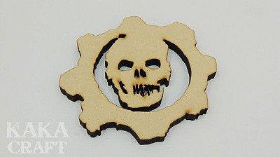 Porta Copos Gears of War Kit Básico