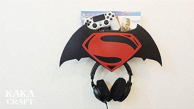 Suporte Headset Batman Vs Superman Kit Básico (DESMONTADO)