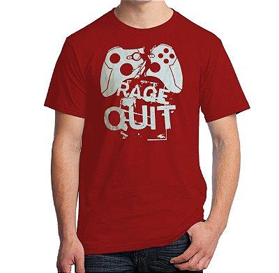 Camiseta Rage Quit