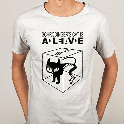 Camiseta Schrodinger's Cat