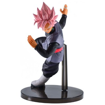 Action Figure Dragon Ball Super Fes - Goku Black Rose