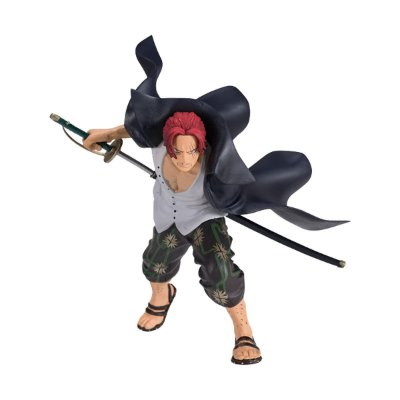 Action Figure One Piece Swordsman's Moment Shanks