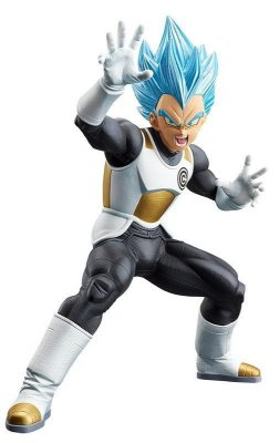 Action Figure Dragon Ball Heroes - Vegeta Transcendence Art