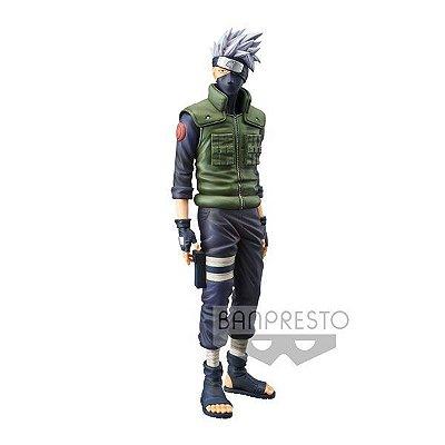 Action Figure - Naruto - Hatake Kakashi - Grandista