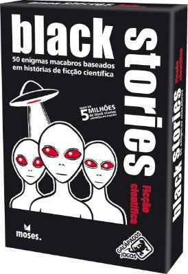 Black Stories - Ficção Científica