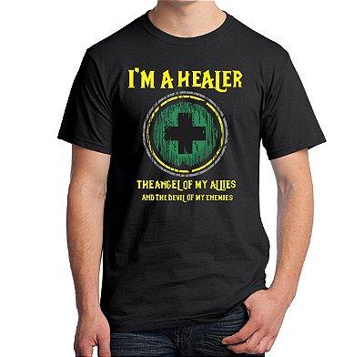 Camiseta I'm A Healer