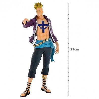 Action Figure One Piece World Figure Colosseum - Marco