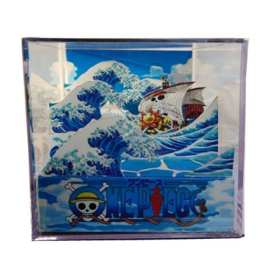Diorama Cubo One Piece