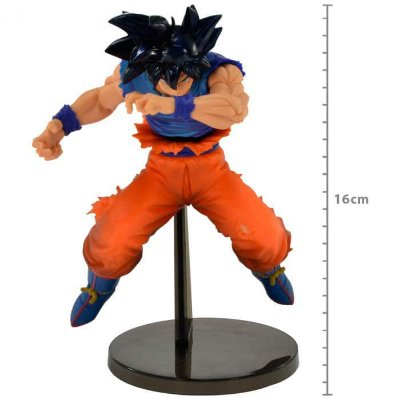 ACTION FIGURE BALL SUPER - GOKU INSTITO SUPERIOR INCOMPLETO - BLOOD OF SAIYANS SPECIAL II