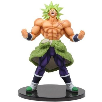 Action Figure Dragon Ball Super - Broly Full Power - World Figure Colesseum