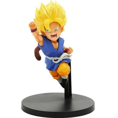 ACTION FIGURE DRAGON BALL GT - SON GOKU SUPER SAYAJIN - WRATH OF THE DRAGON