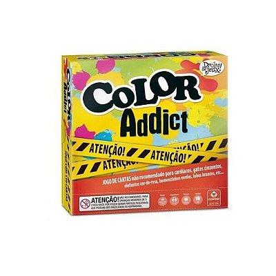 Jogo de Cartas- Color Addict