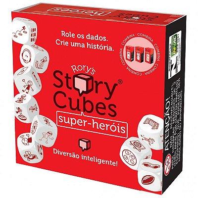 Rory's Story Cubes: Super-heróis