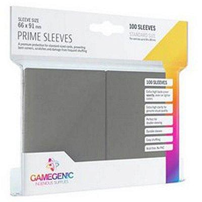 Sleeves Gamegenic Prime (Cinza)