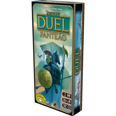 7 Wonders Duel - Panteão (Expansão)