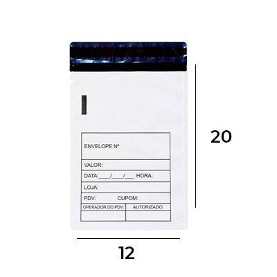 Envelope Sangria de Caixa 12x20