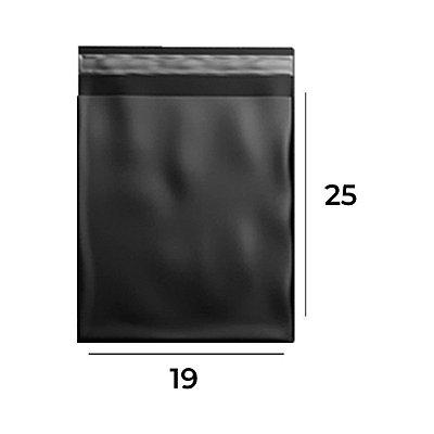 Envelope de Segurança Black para Correios 19x25