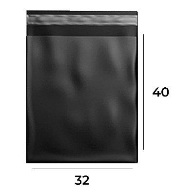 Envelope de Segurança para Correios Black 32x40