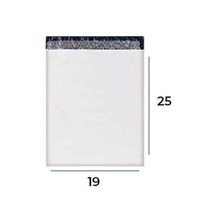 Envelope com Plástico Bolha para Correios 19x25