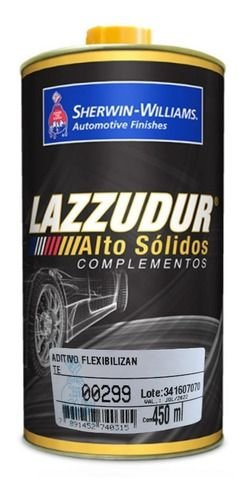 ADITIVO FLEXIBILIZANTE 00299 LAZZURIL SHERWIN-WILLIANS 450ML