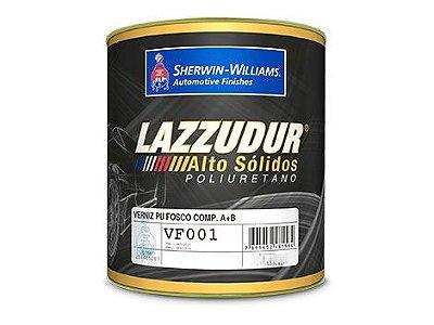 VERNIZ PU FOSCO VF001 LAZZURIL SHERWIN-WILLIANS 750ML + ENDURECEDOR