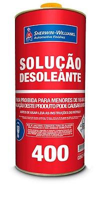 Solução Desoleante Desengraxante Sherwin Willians 400 com 900ml