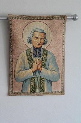 Tapeçaria Santo Cura D'ars (São João Maria Vianney)