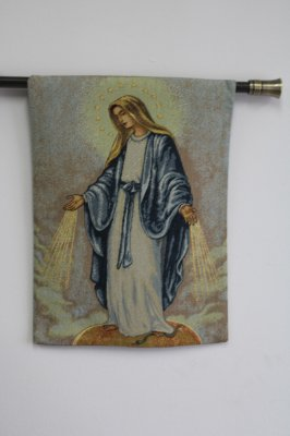Tapeçaria Nossa Senhora das Graças da Medalha Milagrosa