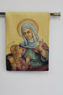 Tapeçaria Santanna - Mãe da Virgem Maria