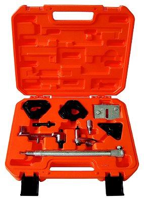 Kit Correia Dentada Kit de Ferramentas para Trocas da Correia Dentada Linha Fiat - RAVEN-141500