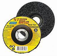 Disco de Remoçao 115 x 22 mm Strip Disc NORTON