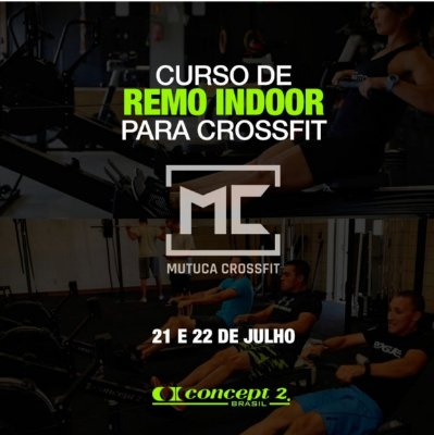 Curso de Remo Indoor