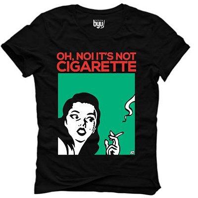 Oh, No! It´s Not Cigarette