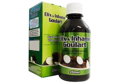 Elixir de Inhame - 250ml