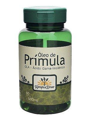 Óleo de Prímula - 60 Cápsulas de 500mg