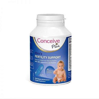 Conceive Plus (60 Cápsulas) - Apoio à Fertilidade Masculina